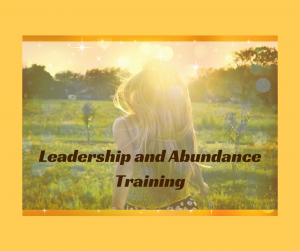 Leadership and Abundance Training (1)