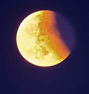 full moon eclipse